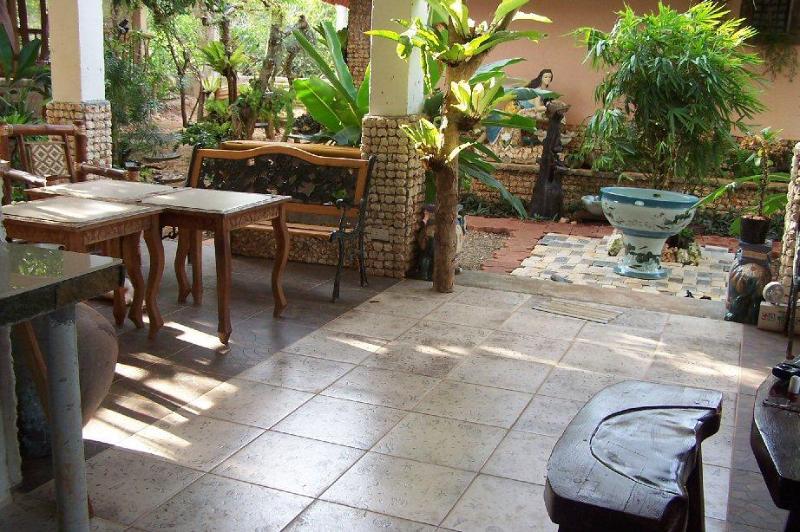 Outdoor dining area - Bura Akay - Boracay - rentals