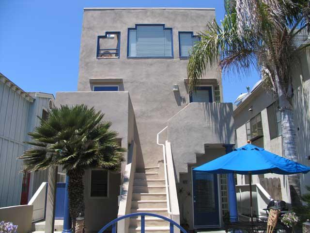 Ostend Beach House -  - Ostend Beach House - San Diego - rentals