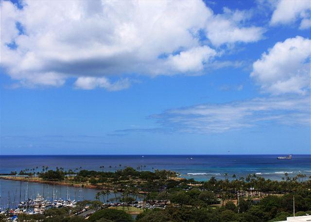 Ala Moana  1507 - Image 1 - Honolulu - rentals