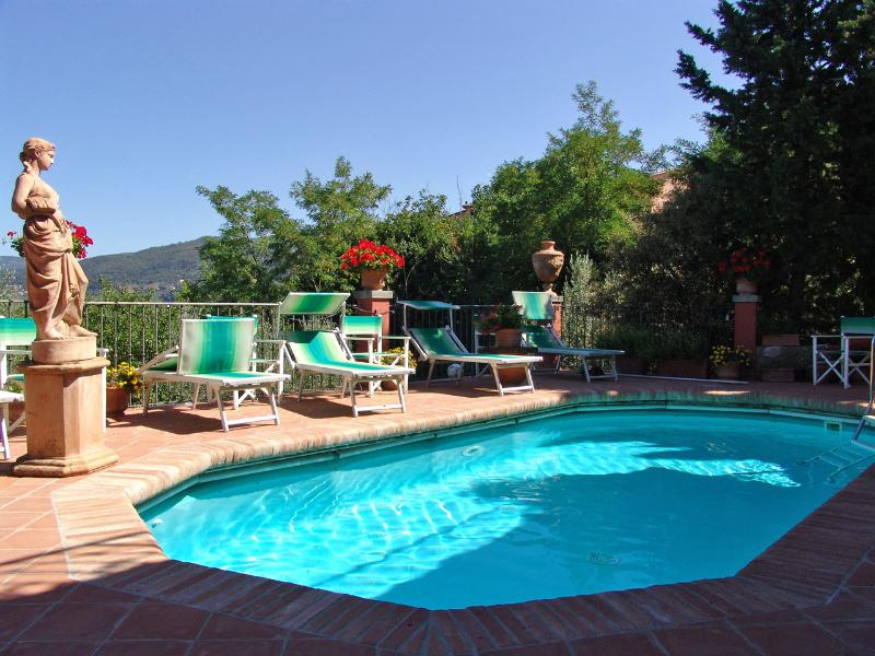 Tuscan Villa with a Private Pool in a Village - Casa Donnini - Image 1 - Donnini - rentals