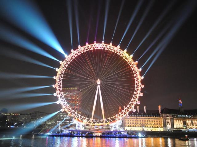 LONDON EYE AT NIGHT, WOW! - London Eye Apartment with 2 Bedrooms - London - rentals