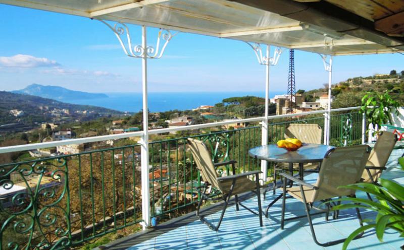 Casa Annalisa - CASA ANNALISA - 2 Bedrooms - Massa Lubrense - Schiazzano - rentals