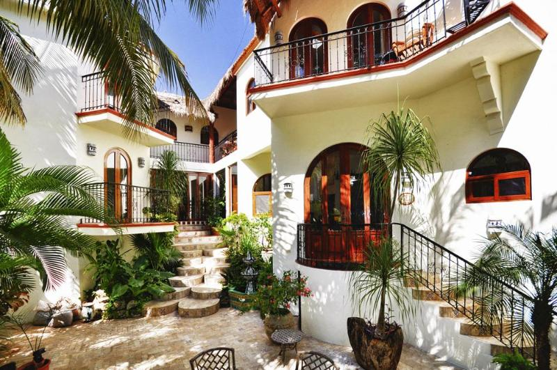 Back of Alcazar - 5 Bedroom  4,800 Sq Ft Villa in Playa Del Carmen - Playa del Carmen - rentals
