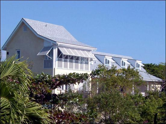 Exterior - Stunning Home Overlooking the Beach - Harbour Island - rentals