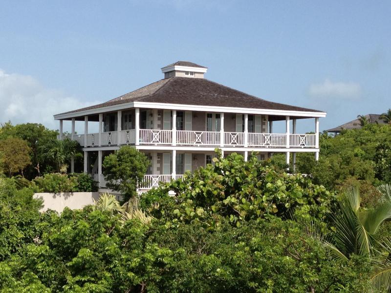 Exterior - Swept Away - Harbour Island - rentals