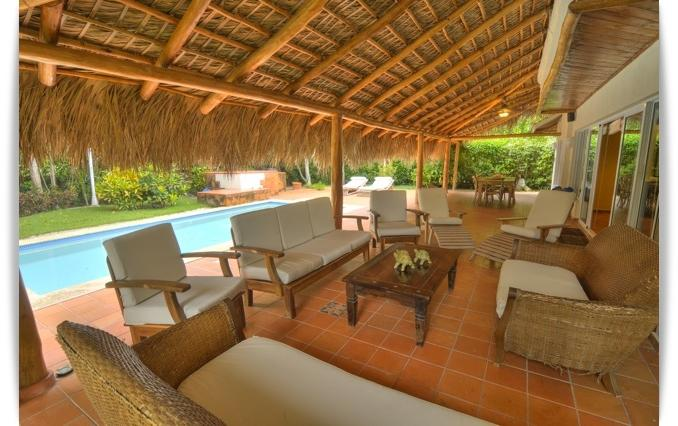 Neat 4 Bedroom Villa closed to the beach - Image 1 - Punta Cana - rentals