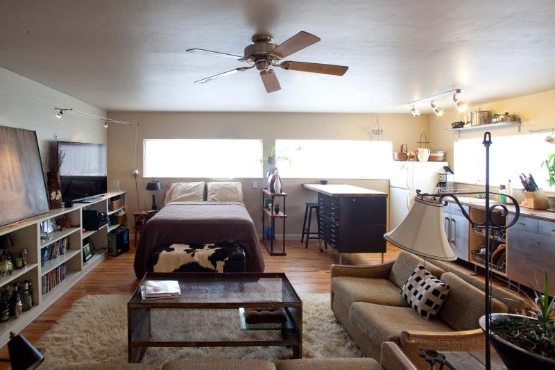 Swanky Westside Studio! - Swanky Westside Studio by the Beach, Santa Cruz - Santa Cruz - rentals