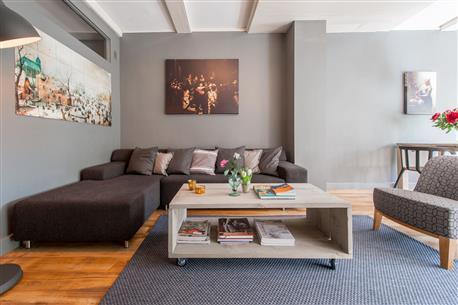 Prinsengracht Apartment II - Image 1 - Amsterdam - rentals