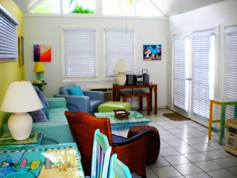 Beautiful Island Style Cottage - Image 1 - Key West - rentals