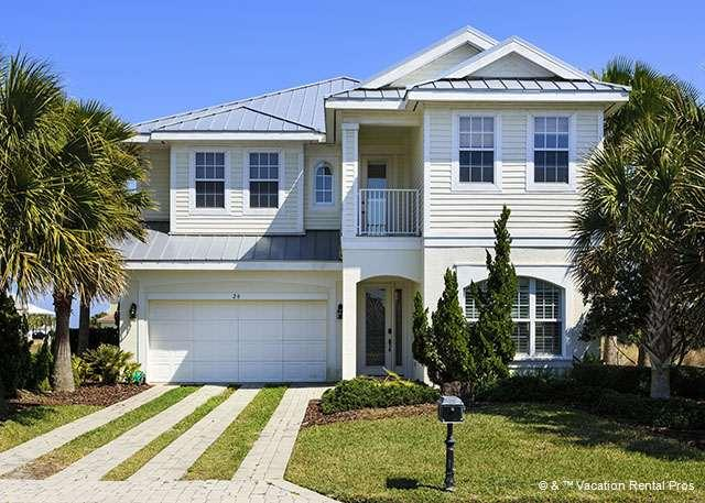 Sea Lake Beach House - Sea Lake Beach House, 5 bedrooms, Wifi, Cinnamon Beach 2 pools - Palm Coast - rentals