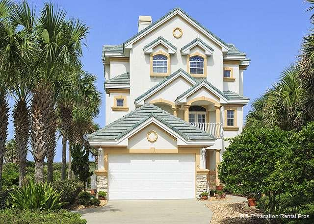 The belle of the beach is here! - Beach Belle, Luxury Ocean Front, elevator, private pool - Palm Coast - rentals