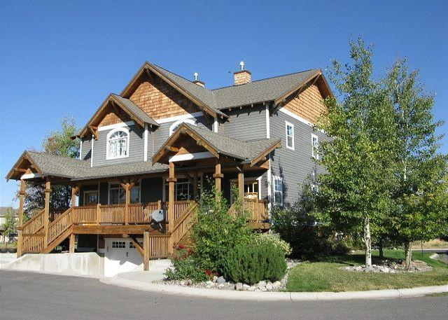 Enjoy all of Gallatin Valley from this beautiful 3-bedroom condo - Image 1 - Bozeman - rentals