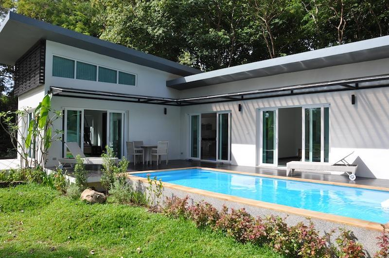 The Villa - Tranquil Private Pool Villa Minutes from the Beach - Ko Lanta - rentals