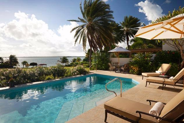 Mahogany at Jumby Bay, Antigua - Beachfront, Pool, Beautifully Furnished - Image 1 - Saint George Parish - rentals