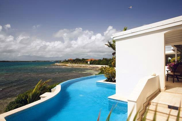 Sea Breeze at Jumby Bay, Antigua - Beachfront, Pool, Elegantly Designed And Comfortable - Image 1 - Saint George Parish - rentals