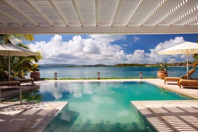 Sea Horse at Jumby Bay, Antigua - Beachfront, Pool, The Ultimate Escape - Image 1 - Antigua and Barbuda - rentals