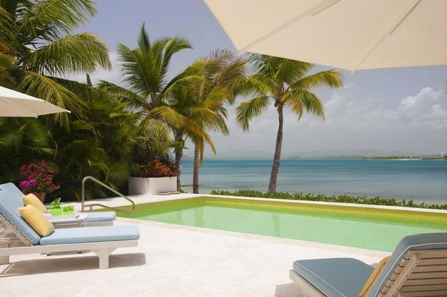 Sea Pigeon at Jumby Bay, Antigua - Beachfront, Pool, Haven Of Privacy And - Image 1 - Saint George Parish - rentals