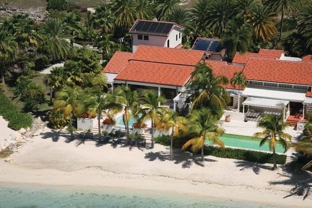 Sea Star at Jumby Bay, Antigua - Beachfront, Pool, Gardens - Image 1 - Saint George Parish - rentals
