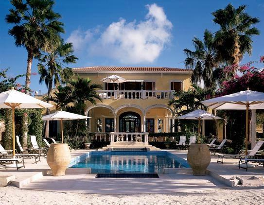 La Casa at Jumby Bay, Antigua - Beachfront, Pool, Tennis Court - Image 1 - Antigua and Barbuda - rentals