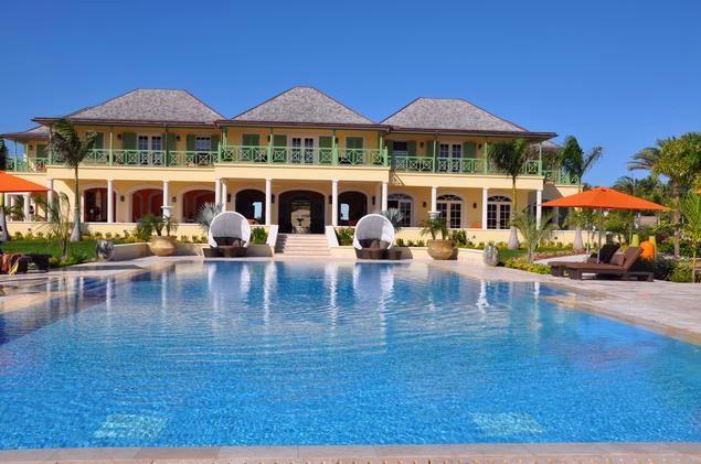 Ty Molineux at Jumby Bay, Antigua - Beachfront, Pool, Tennis Court - Image 1 - Saint George Parish - rentals