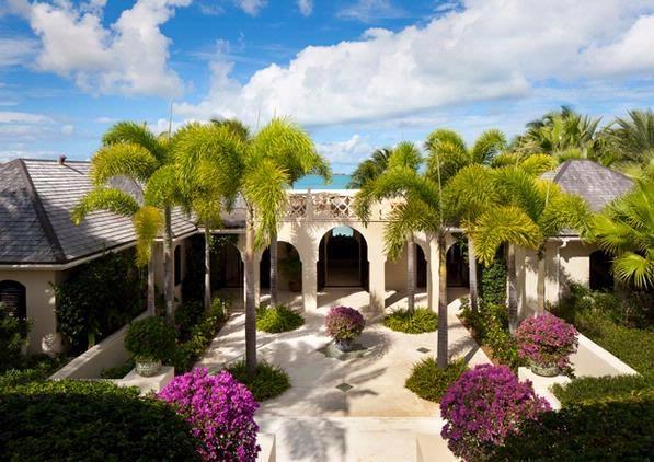 Kairos at Jumby Bay Beach, Antigua - Beachfront, Pool, Lush Caribbean Landscape - Image 1 - Antigua - rentals
