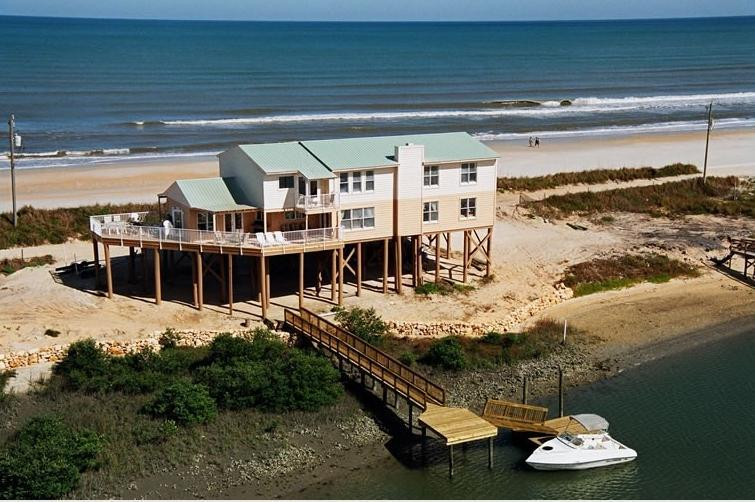 Amazing top view. - Fall $pecials-Luxury Pool Home#9297 St Augustine Direct Oceanfront - Daytona Beach - rentals