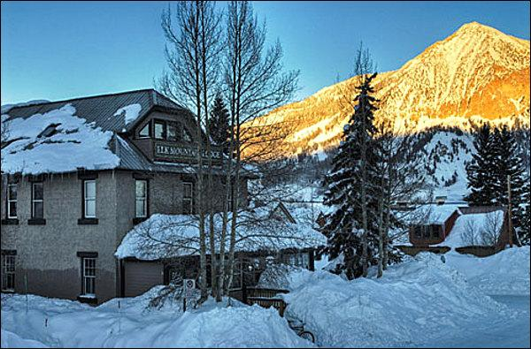 Wonderful Property - Centrally Located - Cozy and Comfortable Accommodations - Just Two Blocks from Main Street (1186) - Crested Butte - rentals