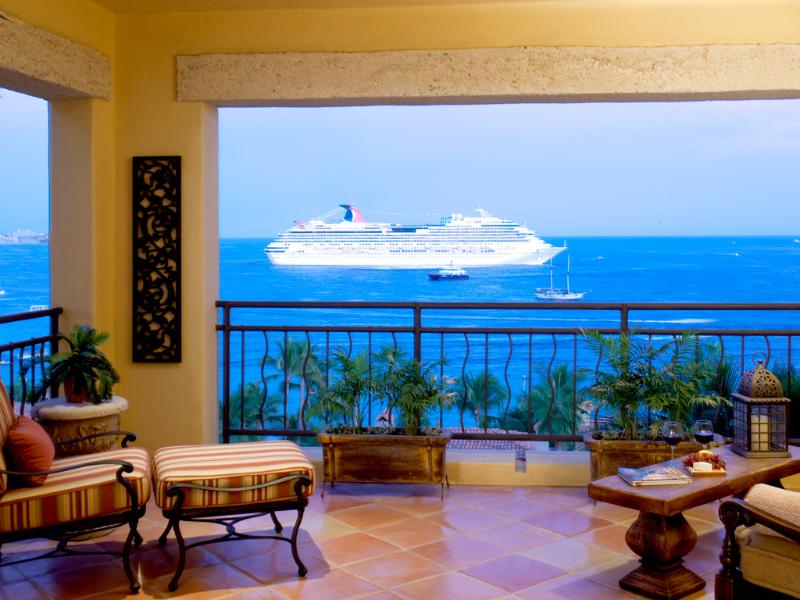Hacienda Resort Luxury 3BD Villa in Building 4, Best Of Class With Breathtaking Ocean Views - Image 1 - Cabo San Lucas - rentals