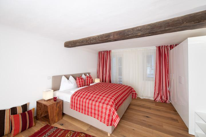 bed room - Top 30 - Wolf-Dietrich Superior Apartment in Old Town of Salzburg - Salzburg - rentals