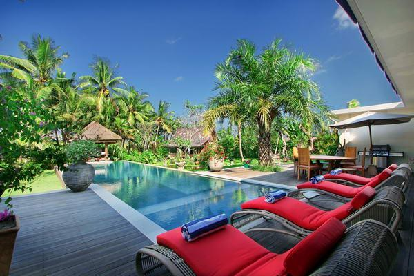 Place to relax in the morning... fresh air, calm embiance... - La Maison A Chayla - Canggu - rentals
