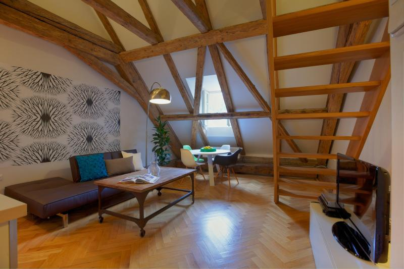 Baroque Two-Bedroom Apartment - Baroque Two-Bedroom Apartment - Prague - rentals