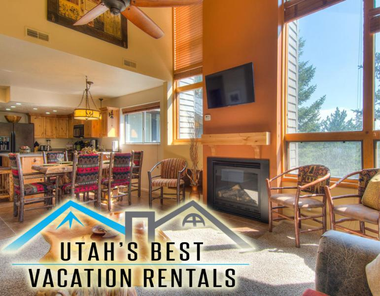 Perfect ski home in Park City at Canyons Resort - Ski Townhm at Red Pines+ Walk 2 Ski Cab+Clubse Spa - Park City - rentals
