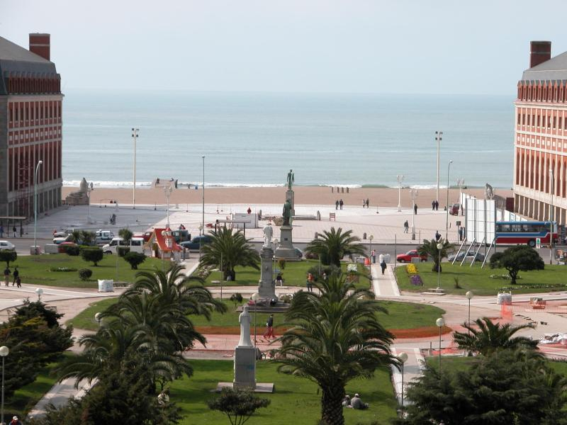 Alquiler Mar del Plata. Un ambiente. Vista al Mar. - Image 1 - Mar del Plata - rentals