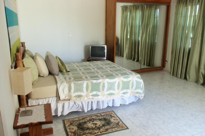 Spacious Bedroom - Nature Gardens Vacation Apartments @Rendezvous Bay - Anguilla - rentals