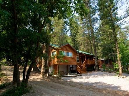Chestnut Lodge - Image 1 - Ruidoso - rentals