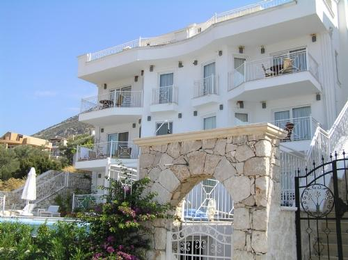 The White Duplex Apartment - Image 1 - Kalkan - rentals