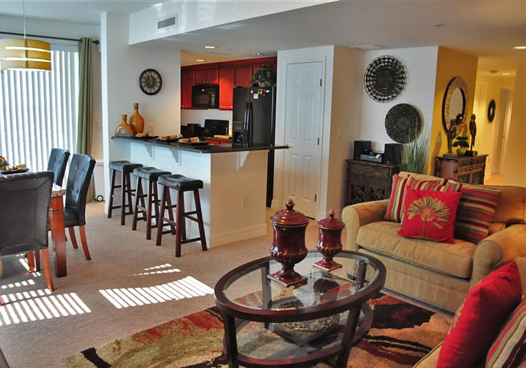 Panoramic view. - Dec/Jan $pecial - 1101 OPUS - Ocean & River View - Daytona Beach - rentals