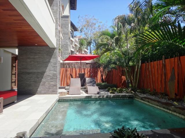 Poolside 2 - This is it ! Heavenly Ruby 3 bedroom private pool - Nusa Dua - rentals