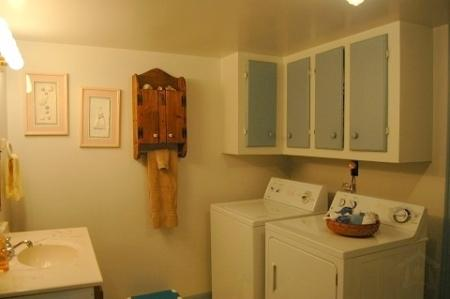 washer and dryer - A Southern Cosy Cottage near Mytrle Beach - Conway - rentals