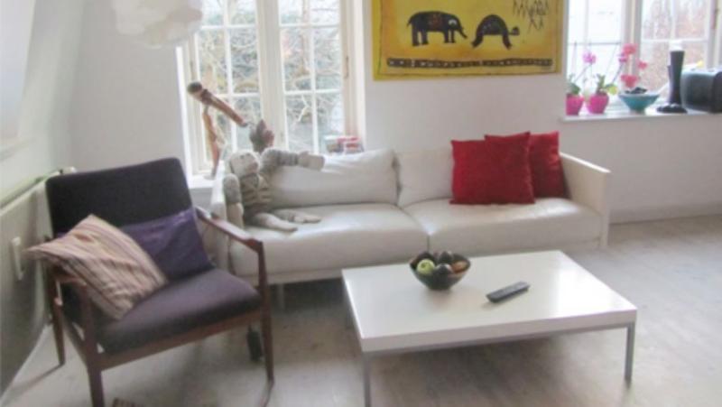 Vesterbrogade Apartment - Cozy Copenhagen apartment with terrace at Vesterport - Copenhagen - rentals