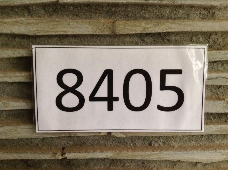 Unit Number ! Remember,please.(4 units on the same  floor ) - GREENHEALTH RUBY Nusa Dua Bali Service Apartment - Nusa Dua - rentals