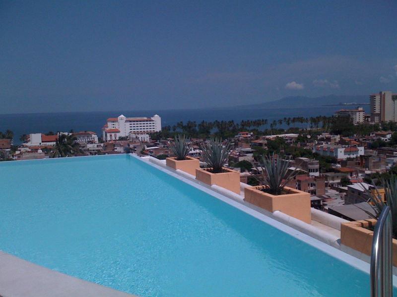rooftop infinity pool - Experience the Beauty of Puerto Vallarta - Puerto Vallarta - rentals