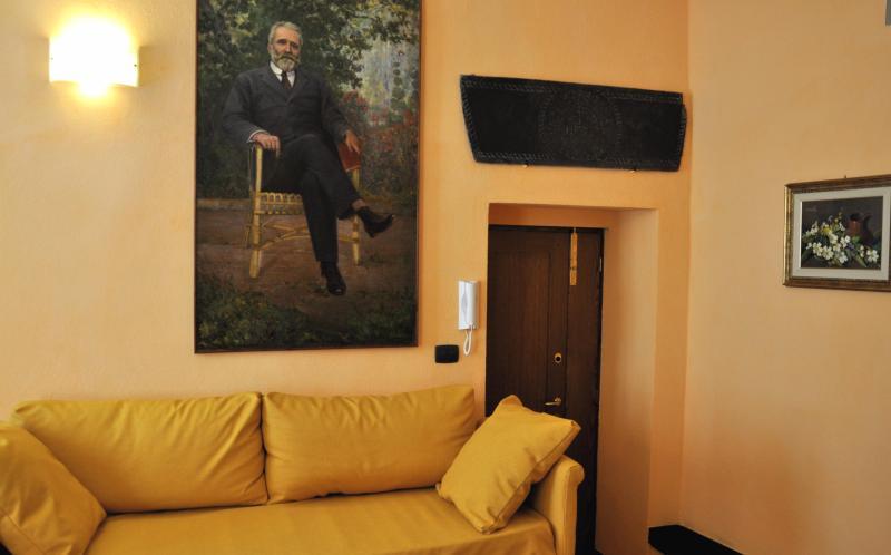 Living room sofabed - Cinque Terre Monterosso Home - Monterosso al Mare - rentals