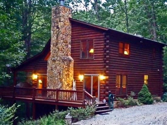 Laurel Creek - a very special place - Laurel Creek - A gorgeous three story cabin rental near Mineral Bluff and Blue Ridge, GA - Mineral Bluff - rentals