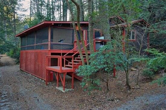Rivers Edge - Your vacation begins at the River`s Edge - Blue Ridge - rentals