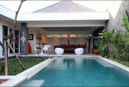 Villa Anahata, Seminyak 2 bedroom Bali villas - Image 1 - Seminyak - rentals