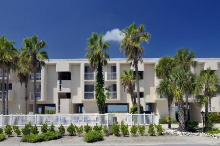 Sunset Terrace Beach Front Condo - 205 - Image 1 - Bradenton Beach - rentals