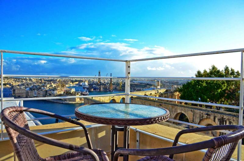Panoramic duplex penthouses Valletta centre - Image 1 - Valletta - rentals