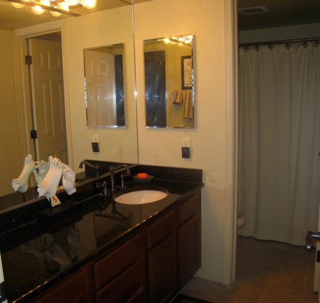 MASTER BATHROOM 2 - 2 BD/2BTh split Masters,  great Location & Value! - Scottsdale - rentals