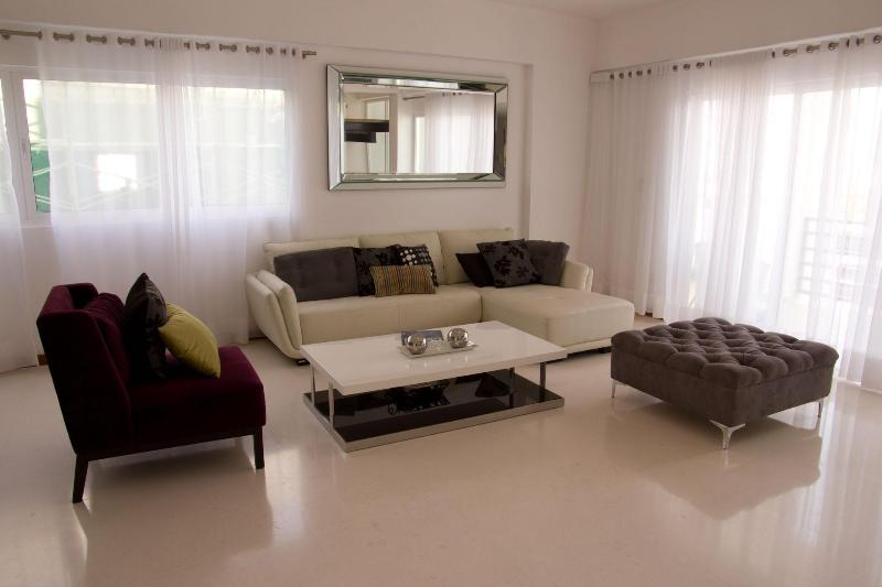 New large apt, upscale Naco area of Santo Domingo - Image 1 - Santo Domingo - rentals